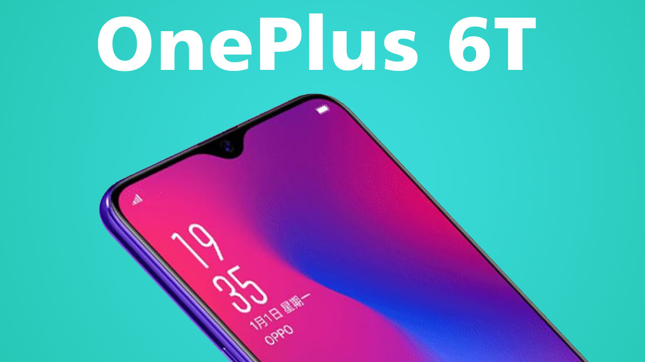 one plus 6t mobile
