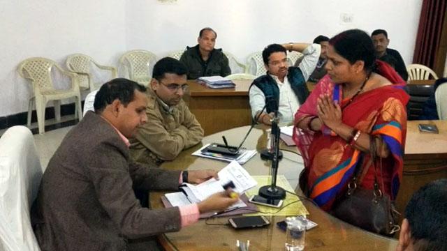 Chhatarpur Congress Dipti Pandey