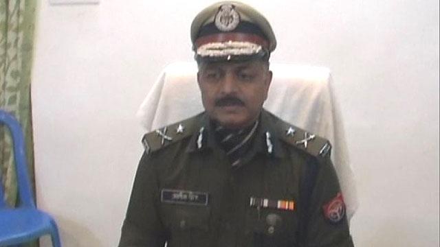 Kanpur Range IG Alok Singh