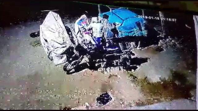 LIVE CCTV Footage