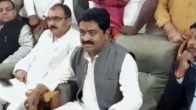 Minister Sukhdev Panse