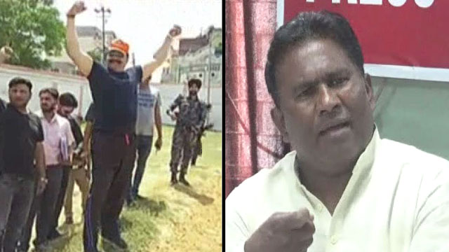 Controversy in BJP MLA