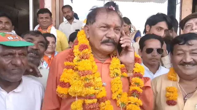 BJP Chatar Singh Darbar