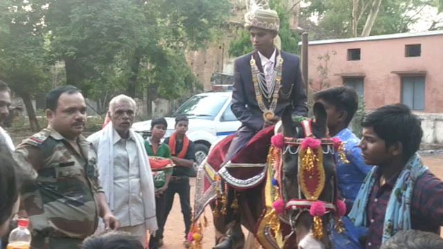 marriage in Damoh